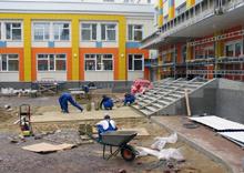 ремонт школы мини