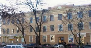 Здание офиса ЦИВССМ на ул. Северная, 510