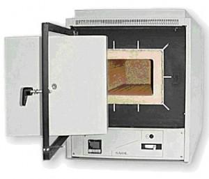 Высокотемпературная лабораторная (муфельная) электропечь SNOL 7,2/900