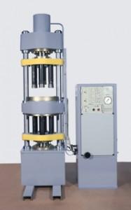 Пресс для изготовления асфальтобетонных образцов ПО-500