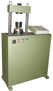 Пресс ДТС-06-50--50 для испытания асфальтобетонных образцов