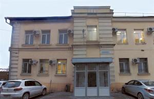 Здание, в котором расположен офис ЦИВССМ на ул. Химическая, 6 (г. Волгоград)