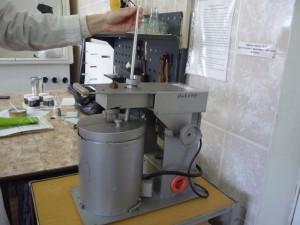 Приготовление полимерно-битумных вяжущих